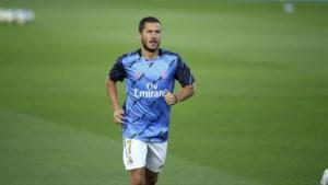 """Zinedine Zidane: """"Ik hoop dat we Eden Hazard heel binnenkort opnieuw aan het werk kunnen zien"""""""