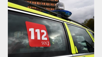 Twee fietsers (47 en 21) lichtgewond na botsing