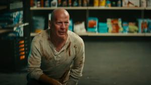 Bruce Willis herneemt (eventjes) iconische rol uit 'Die hard'