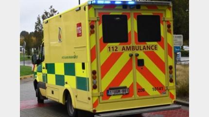 Bestuurder uit Lommel gewond