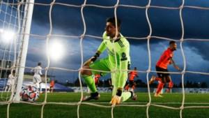 Real Madrid en Thibaut Courtois lijden pijnlijke nederlaag tegen B-elftal van Shakhtar Donetsk