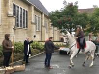 Paarden- en hondenzegening in Kanne gaat niet door
