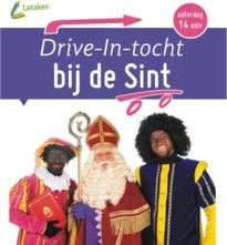 Na drive-in voor diploma, nu drive-in voor Sinterklaas