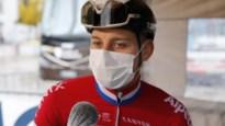 """Mathieu van der Poel over zege in de Ronde: """"Als het niet gelukt zou zijn in de sprint, zou ik er toch van hebben wakker gelegen"""""""