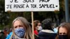 """Onthoofding van leerkracht nabij Parijs: """"Moord gevolg van oproepen tot moord na herpublicatie karikaturen"""""""