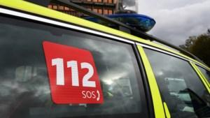 Vrouw (49) gewond na kop-staartbotsing in Grotestraat