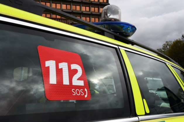 21-jarige voetganger gewond na aanrijding