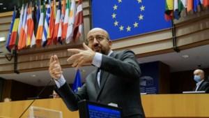 Charles Michel vraagt duidelijkheid van Verenigd Koninkrijk