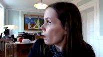 Videocall met IJslandse premier onderbroken door aardbeving