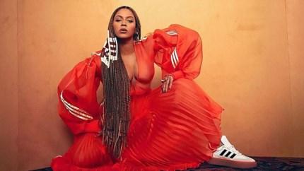 Beyoncé kondigt tweede collectie van Ivy Park voor Adidas aan