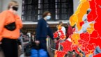 Reisadviezen aangepast: Frankrijk kleurt volledig rood, nog maar één groen plekje in Europa