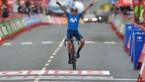Spanjaard Soler verschalkt topfavorieten in de afdaling in Vuelta