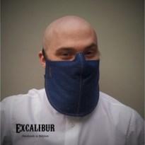Peltse modeontwerpster scoort met baardmaskers in Amerika