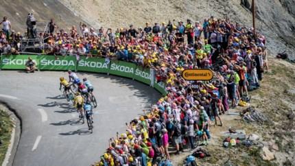 Geen finish op de Tourmalet in zesde rit Vuelta