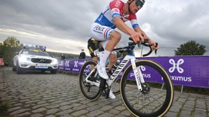 Ploeg Mathieu Van der Poel volgend seizoen zeker van World Tour-wedstrijden