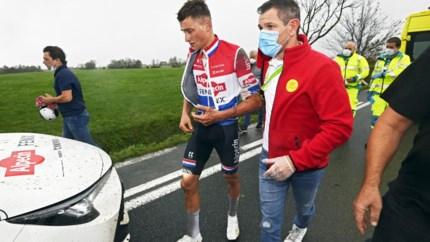 Mathieu van der Poel sluit seizoen af met hersenschudding
