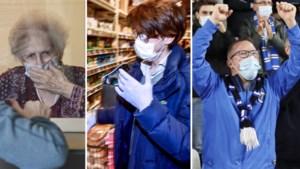 Mondmaskerplicht en weer alleen winkelen: deze verstrengingen liggen morgen op tafel