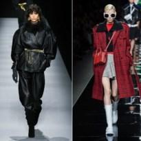 Puffers, capes en leder: met deze jassen hou je het warm