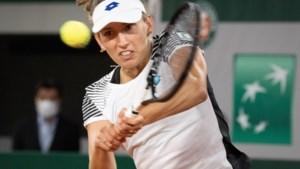 Elise Mertens naar kwartfinale in Ostrava