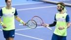 Gillé en Vliegen opnieuw naar halve finale in Antwerpen