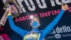 Giovanni Visconti zal bergtrui in Giro niet winnen: de Italiaan moet opgeven door knieblessure