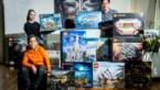 Nederlandse ondernemer verhuurt peperdure bouwsets van Lego