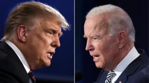 LIVE. Bekijk hier het tweede debat tussen Donald Trump en Joe Biden