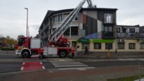 Appartementsbrand in Diest