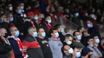 Alle amateurwedstrijden verboden en geen publiek meer bij de profs: dit werd door het Overlegcomité beslist voor de sport