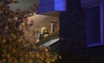 Schouwbrand doet dakconstructie smeulen in Wellen