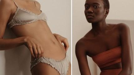 Bij modeketen Zara vind je nu ook lingerie