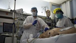 In één dag bijna 17.000 besmettingen, 1 op de 6 testen is positief