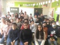 Zesdejaars FLX basisonderwijs krijgen politie op bezoek