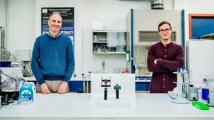 UHasselt ontwikkelt infraroodsensoren die goedkoop én printbaar zijn