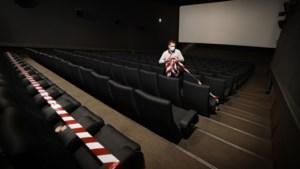 Bioscopen en cultuurhuizen tussen opluchting en ontgoocheling