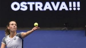 """Geen revanche voor Mertens tegen Azarenka: """"Toch een betere match dan op US Open"""""""