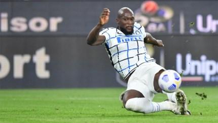 Inter Milaan wint met 0-2 bij Genoa, Romelu Lukaku scoort