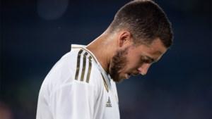 Einde van de lijdensweg is in zicht: Eden Hazard keert terug op training bij Real Madrid