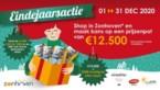 Gemeente steunt eindejaarsactie met 12.500 euro