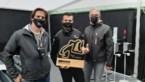 Van Horebeek valt zonder benzine, Desalle in bloemetjes gezet