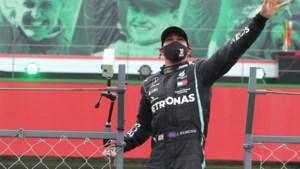 Lewis Hamilton steekt Michael Schumacher voorbij met 92e GP-zege