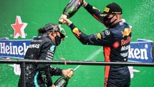 """Max Verstappen na record Lewis Hamilton: """"Ik moet doorgaan tot mijn 40e of zo"""""""