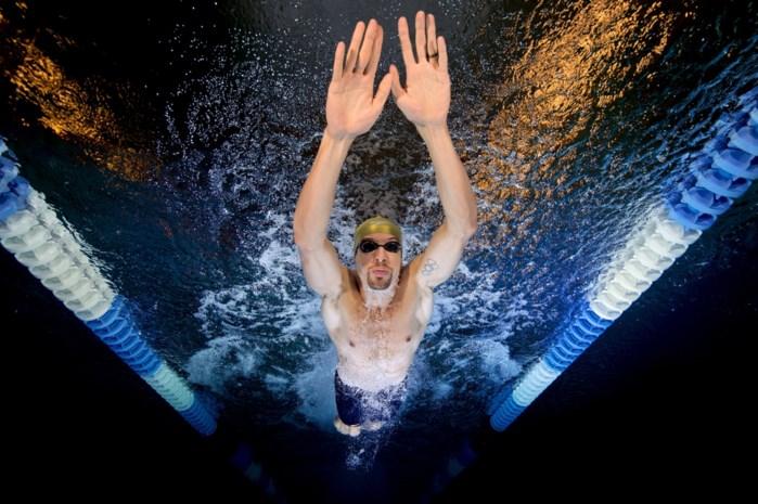"""Pieter Timmers gaat nog één keer het water in: """"Zo'n grote zwemmer was ik niet"""""""