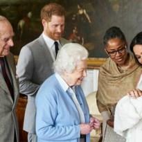 """""""Prins Philip neemt afstand van Harry en Meghan"""""""