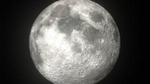 NASA ziet water op de maan en wil er opnieuw naartoe