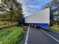 Ongeval met trekker in Bocholt: baan richting Lozen afgesloten