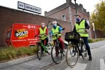 Corona stopt fietskaravaan tegen polio