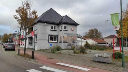 Voormalig Achels café VIII Promille maakt plaats voor appartementsgebouw