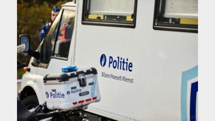 Laagvlieger rijdt 116 km/uur op Riemsterweg in Bilzen