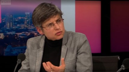 """Antwerps gouverneur Cathy Berx: """"Tijd voor zeer vergaande verstrengingen"""""""